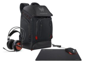 Backpack with Gaming kit