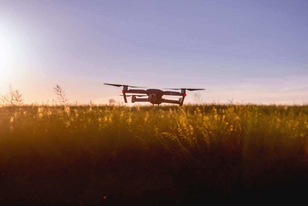 Agricultural-Applications-Drone