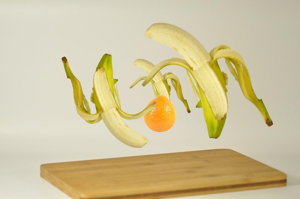 Fruits Floating