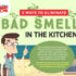 Eliminate Bad Smells in the Kitchen