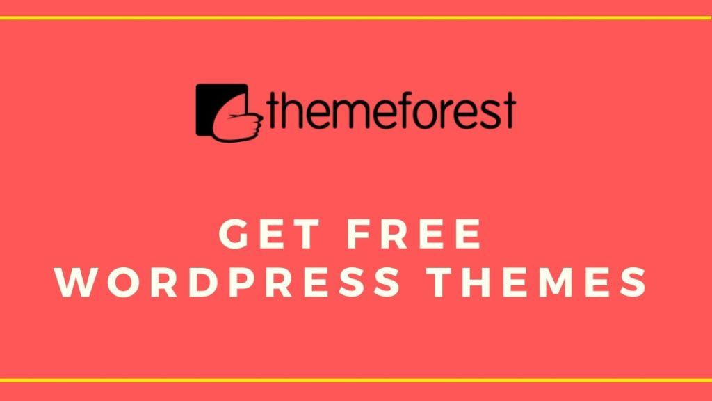 Free Theme Themforest, WordPress, Free Themes
