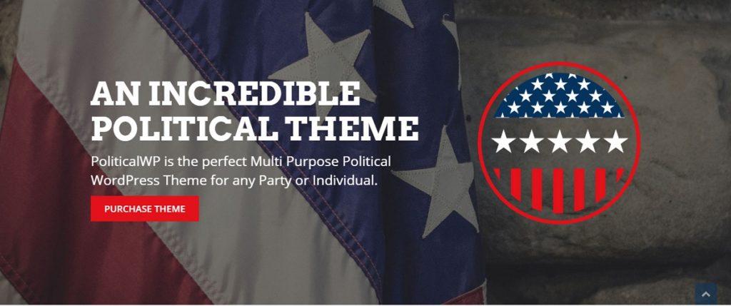 PoliticalWP Premium WordPress Theme