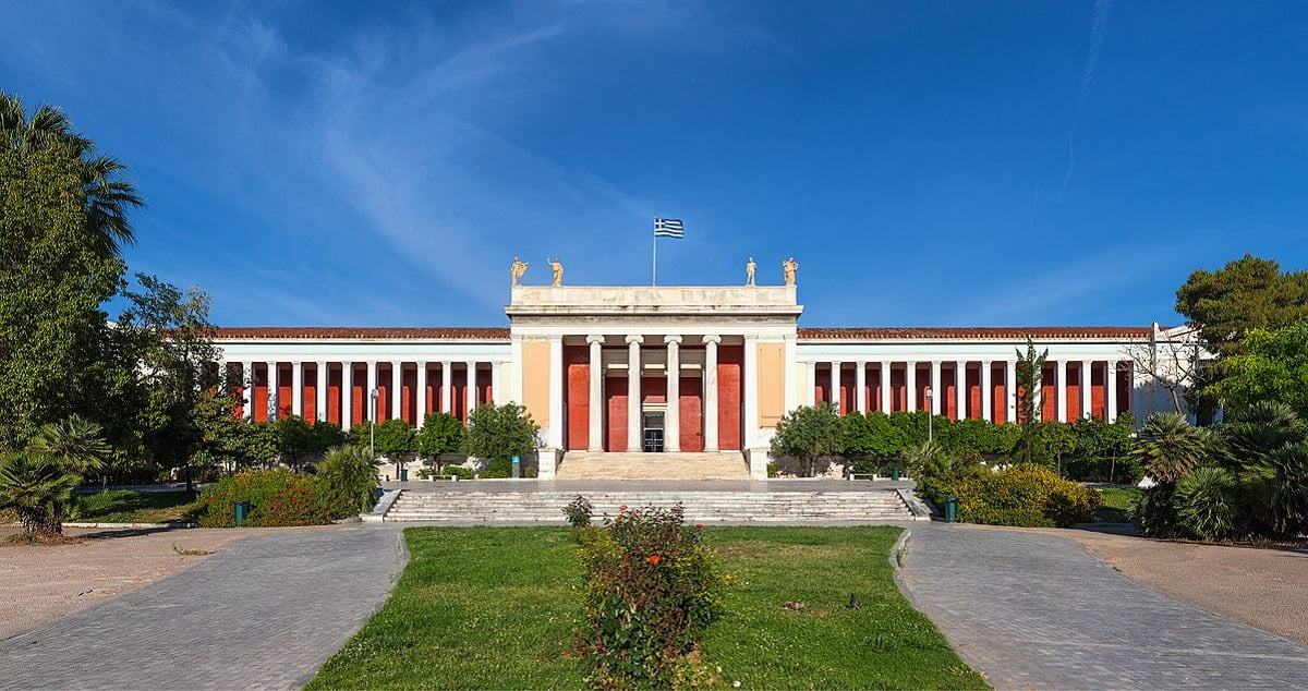 National Archeological Museum, Greece