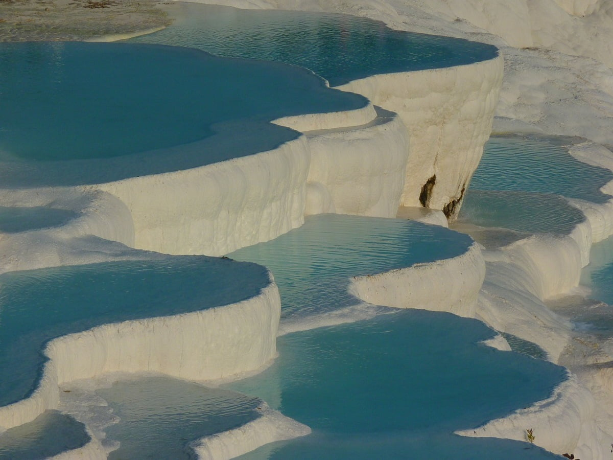 Natural Sauna at Pamukkale