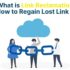 What is Link Reclamation