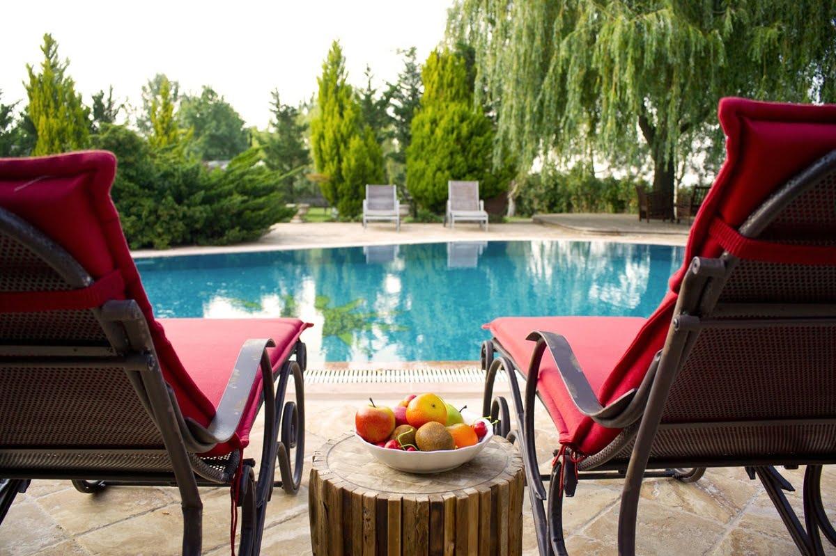 Design you pool area