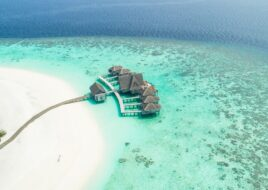 Holiday in the Maldives